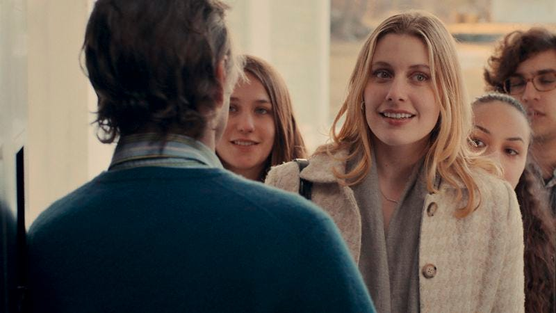 Illustration for article titled The year's second Noah Baumbach comedy, Mistress America, is a modern farce