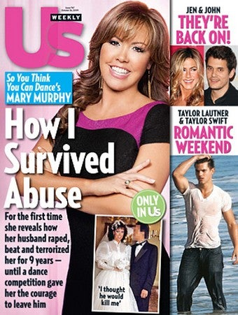 Illustration for article titled Dance Judge Mary Murphy Opens Up About Own Abuse
