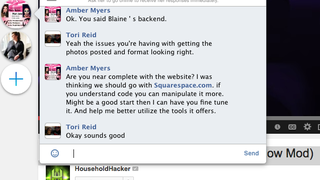 Illustration for article titled Chat Heads for Mac Brings Facebook Messenger to Your Desktop