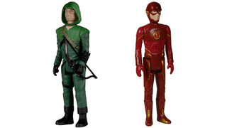 Illustration for article titled These Are Not The Arrow And Flash Toys You Were Waiting For