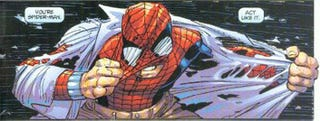 Illustration for article titled Tabletop Stories: Spidey Visits the Hospital