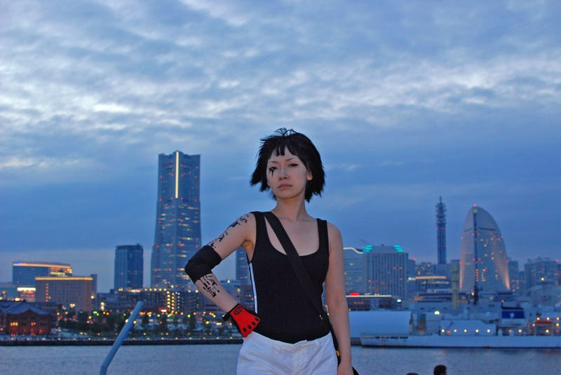 Illustration for article titled Is This the Mirror's Edge Cosplay You've Been Waiting For?