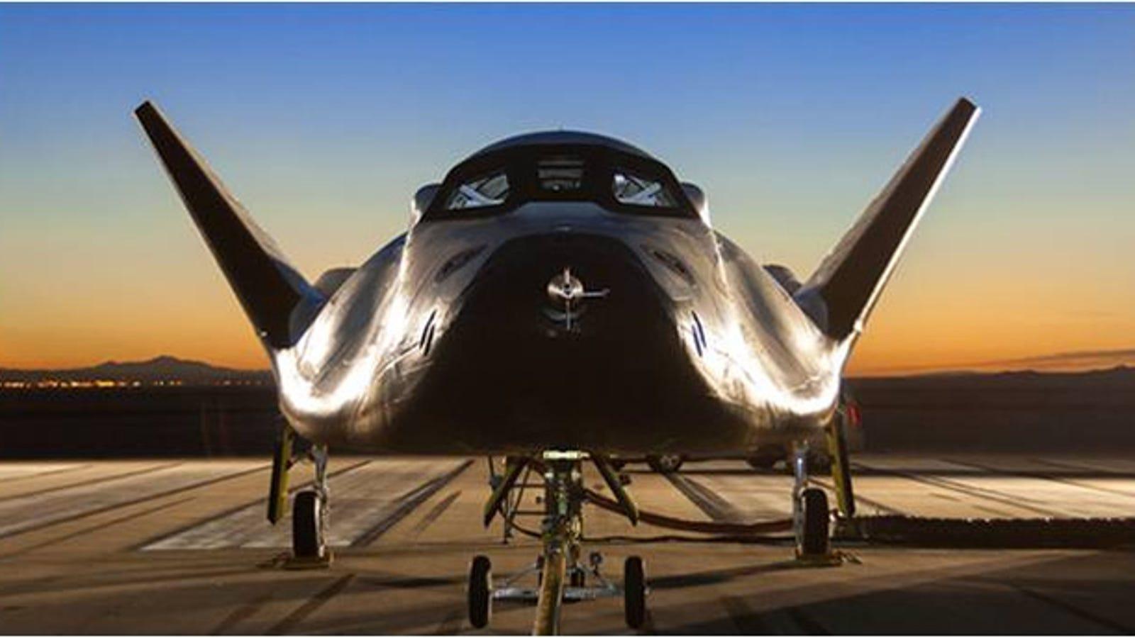 Dream Chaser: el nuevo transbordador espacial de la NASA, en vídeo