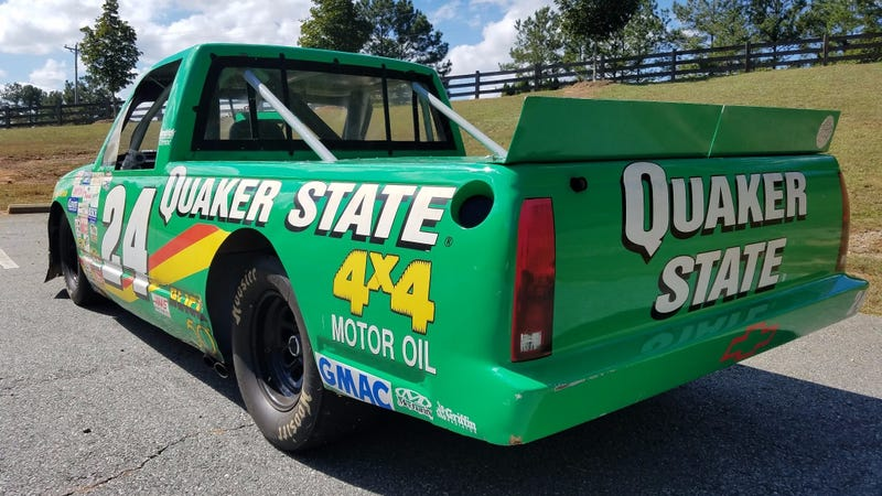 Someone Stop Me From Buying This NASCAR Race Truck