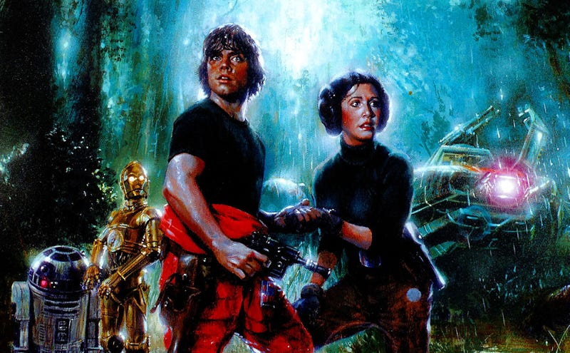 Illustration for article titled The Pitch Letter That Created the Star Wars Expanded Universe
