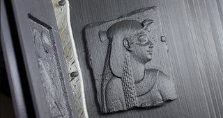 Illustration for article titled A 3D-Printed Book Lets You Touch Precious Art With Your Grubby Meathooks