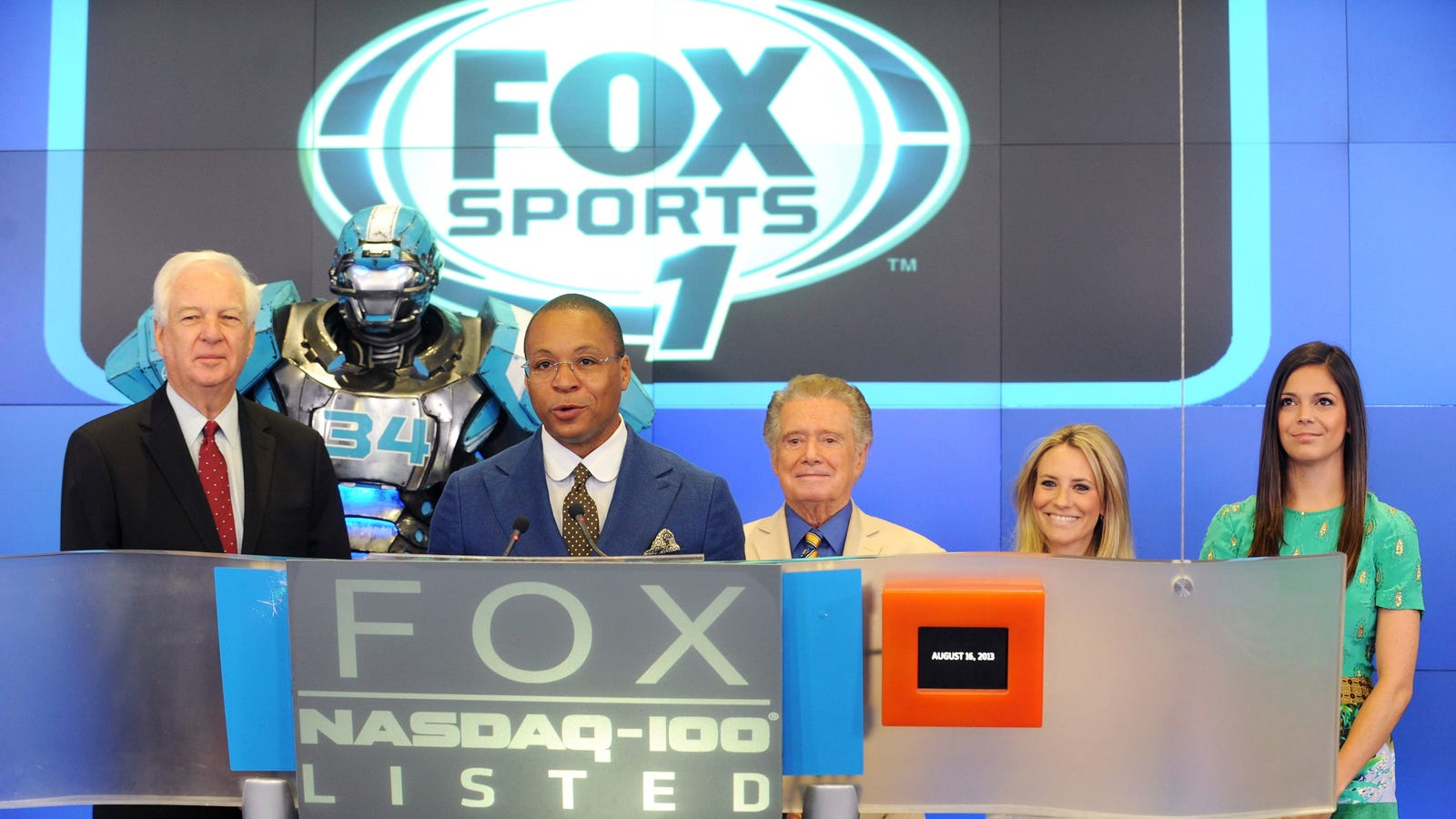 R Fox Sports You Will Not Be...