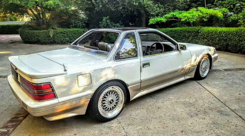 For 19995 Could This 1989 Toyota Soarer Aero Cabin Unicorn Be
