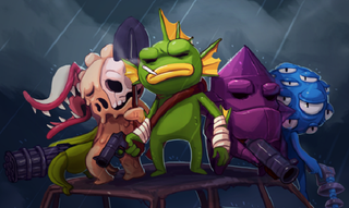 Illustration for article titled Watch Me Shoot My Way Into The Nuclear Throne [Done!]
