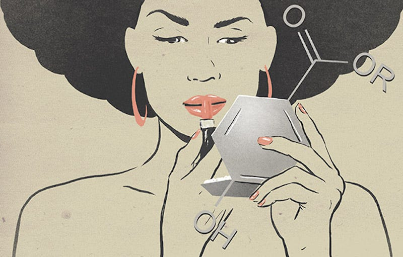 Illustration for article titled What's Up With Free Radicals?