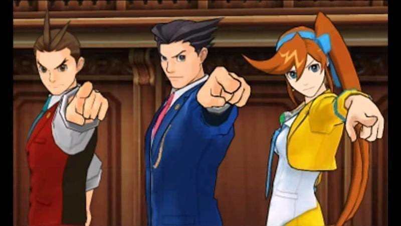 Illustration for article titled Ace Attorney – Dual Destinies' Villains Ranked