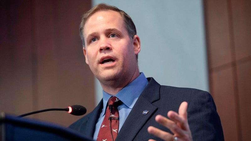 Illustration for article titled NASA Administrator Announces He Will Open His Body Up To Sexual Tourism