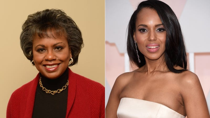 Illustration for article titled Kerry Washington to Star In HBO Anita Hill Film