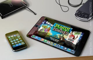 Illustration for article titled Which EA Games Can We Expect To See On Apple's Tablet?