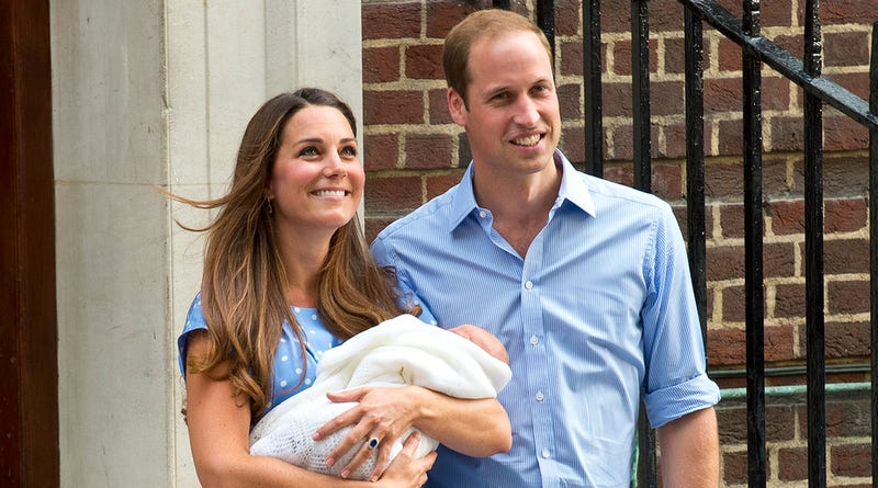 Illustration for article titled This Week in Time Capsules: Royal Baby Edition
