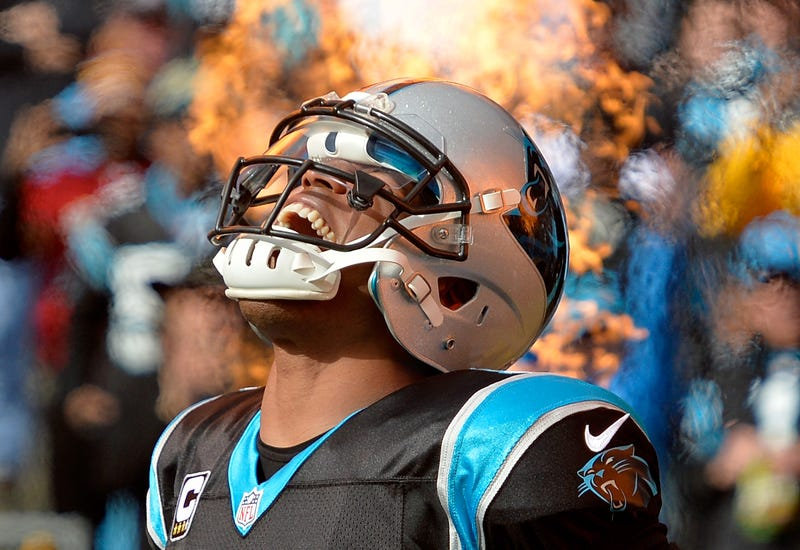 Illustration for article titled Cam Newton Might Be The Most Photogenic Athlete In The World