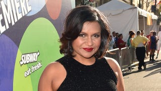 Illustration for article titled Mindy Kaling Tries Out Child Abuse Joke on Good Morning America
