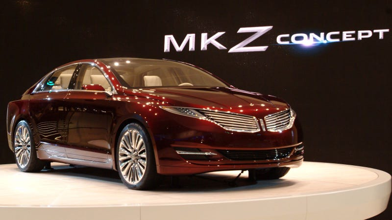 Illustration for article titled The MKZ Concept Will Not Save Lincoln