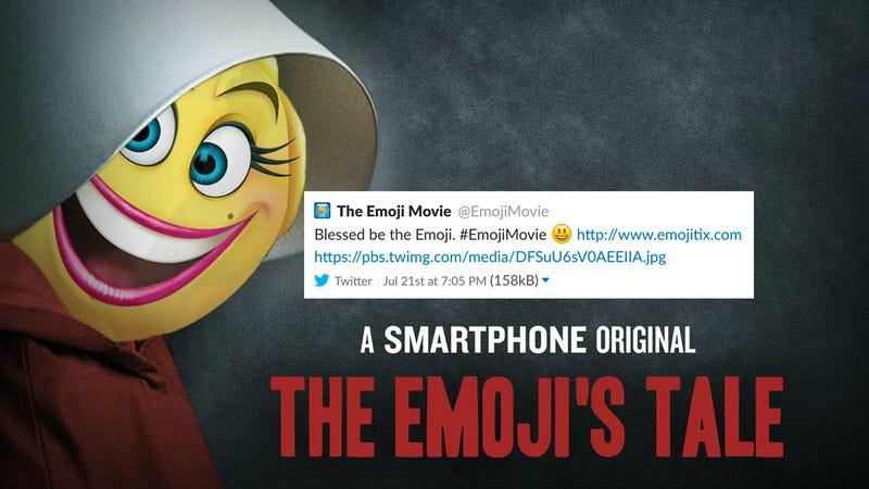 Images via screenshots/The Emoji Movie.