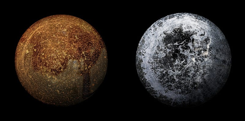 Illustration for article titled These Are Not Distant Planets, Just Mistreated Frying Pans