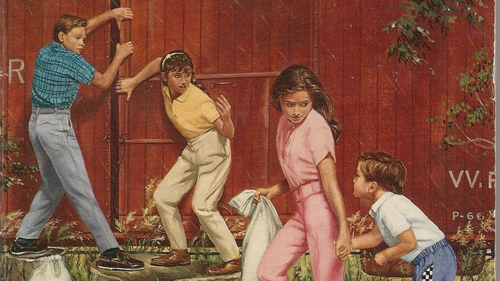 What the hell happened to the Boxcar Children's parents?