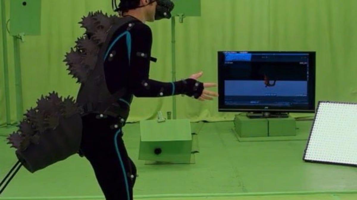Meet Godzilla Resurgence's Motion Capture Actor