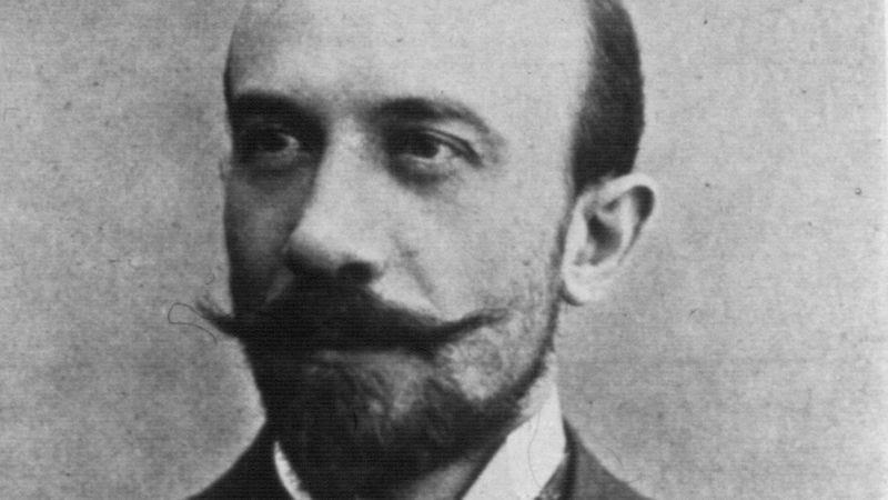 Méliès in 1890. (Photo: Wikipedia)