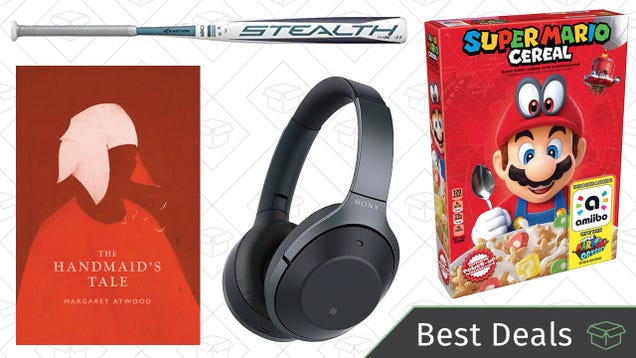 Sundays best deals super mario cereal noise canceling headphones sundays best deals super mario cereal noise canceling headphones ebooks and more fandeluxe Choice Image