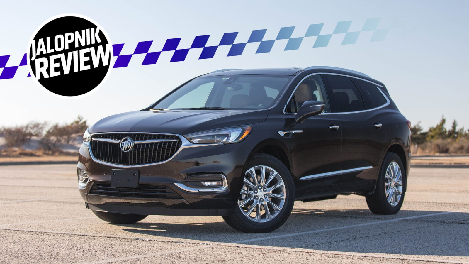 The 2019 Buick Enclave Is Quietly Excellent