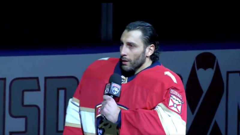Roberto Luongo On Parkland Shooting Enough Is Enough We Have To