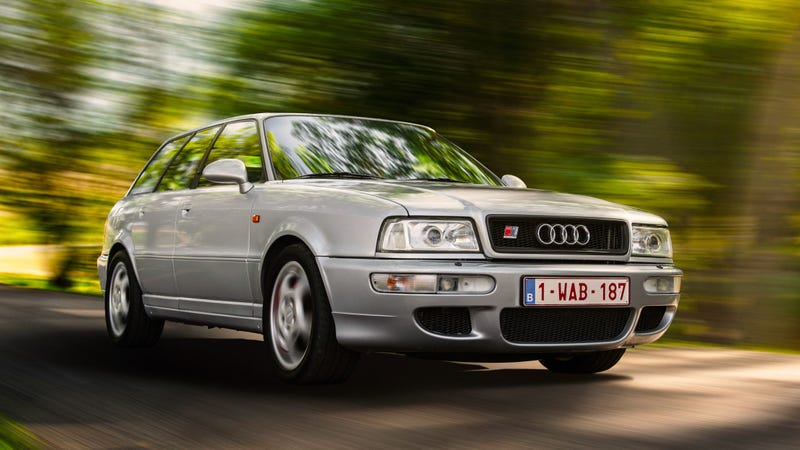 Illustration for article titled Forget The RS6. What You Want Is This RS2.