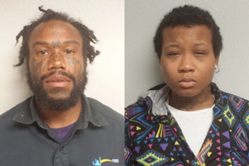 Antoine Petty and Geneice Petty Prince George's County (Md.) Police Department