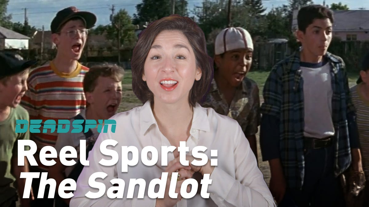The Sandlot Is Full Of Little Shitheads And Terrible