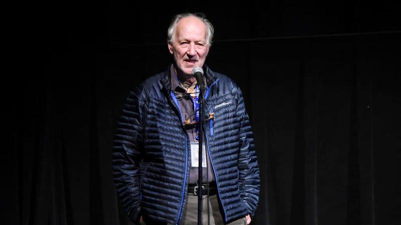 """Illustration for article titled Werner Herzog on Paul F. Tompkins' impression of him: """"That's good stuff"""""""