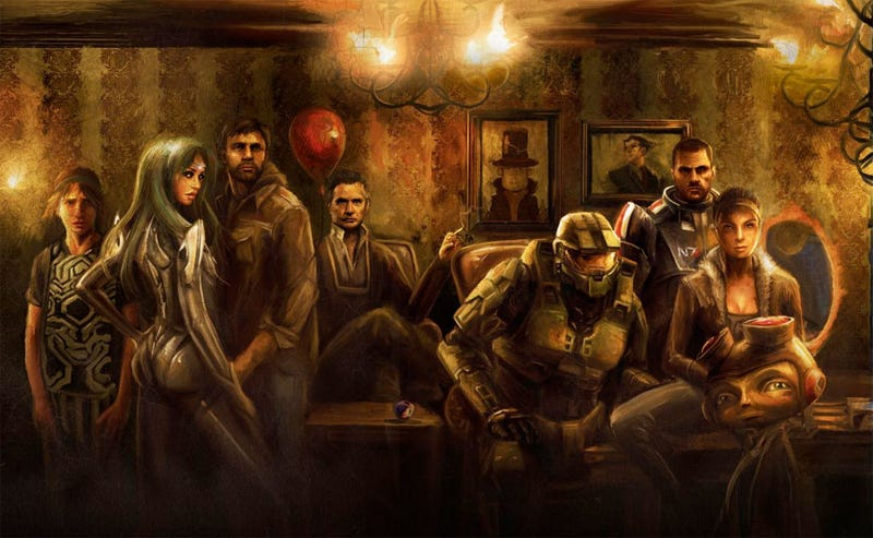 Illustration for article titled Are These The Video Game Characters The Defined A Decade?