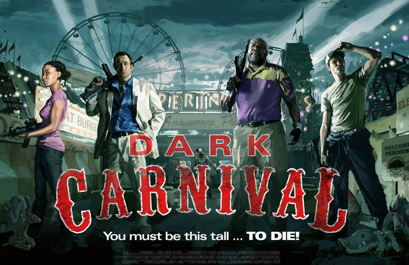 Illustration for article titled Details On Left 4 Dead 2's Carnival Campaign