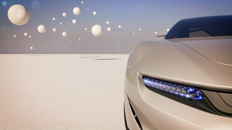 Illustration for article titled Pininfarina Cambiano: Teaser Images