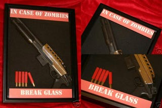 Illustration for article titled Zombie Survival Kit For Sale Now - Be Prepared