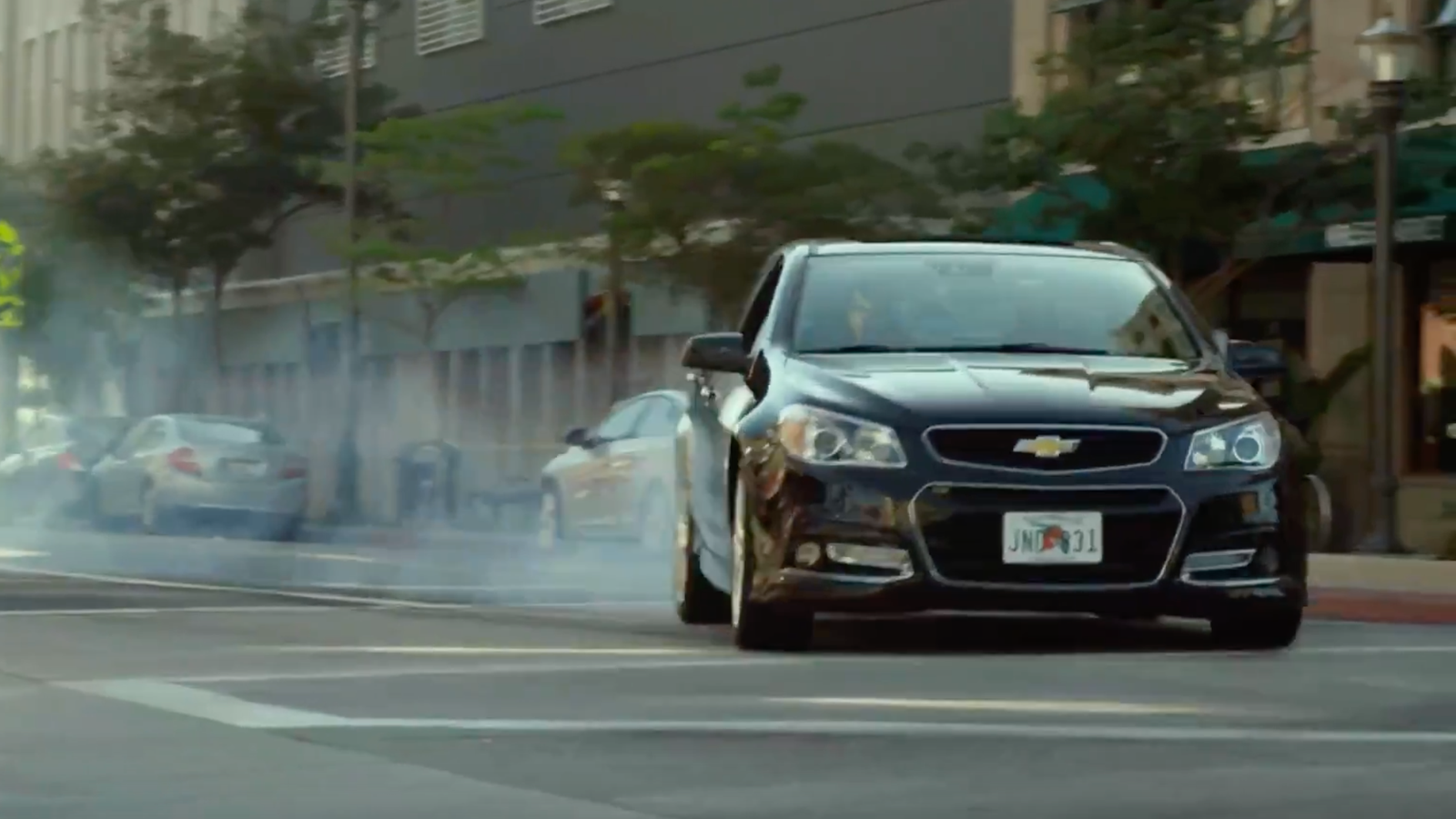 The Chevy SS Looks So Bland You Can Swap It For A Malibu ...