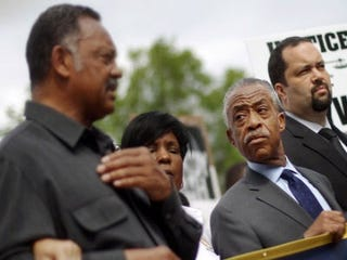 NAACP rally for Trayvon Martin in Sanford, Fla. (Mario Tama/Getty Images)
