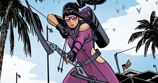 Hawkeye's Hailee Steinfeld Is Bringing Some Notable Friends to Disney+
