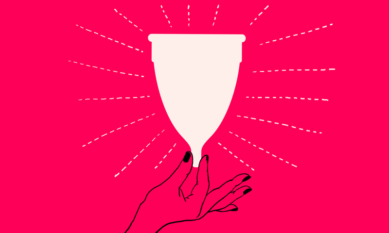 Illustration for article titled Everything You Wanted to Know About Menstrual Cups But Were Afraid to Ask