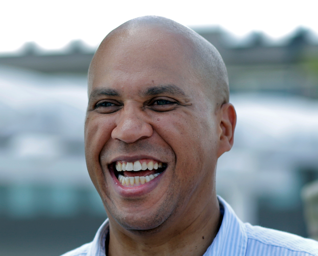 """Cory Booker's Name Has Become a Synonym for """"Sellout"""""""