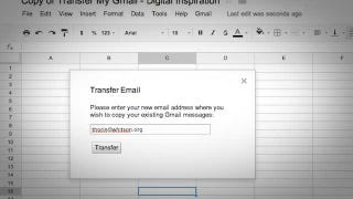 Illustration for article titled Easily Migrate Your Gmail to a Non-Gmail Email with a Script