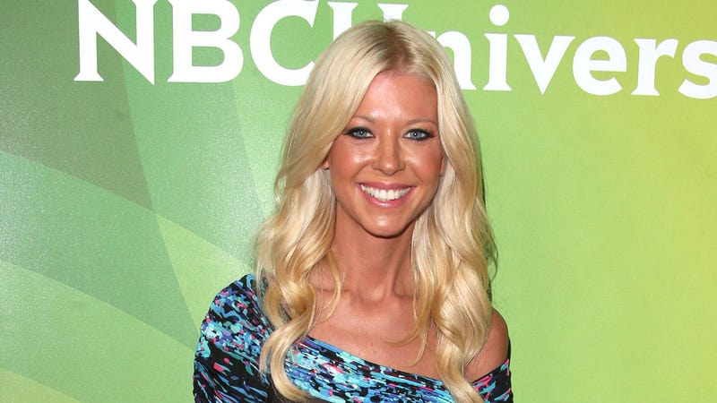 Illustration for article titled A Sharknado 'Actually Can Happen,' Says Shark Scientist Tara Reid