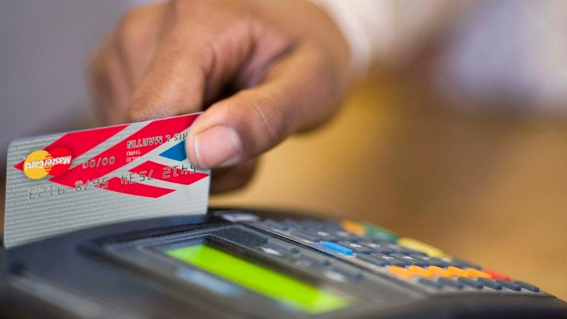 Illustration for article titled Bank Of America Introduces New Existential Rewards Credit Card Program