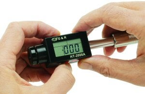 Illustration for article titled Leeb Hardness Tester Ensures Quality in Materials