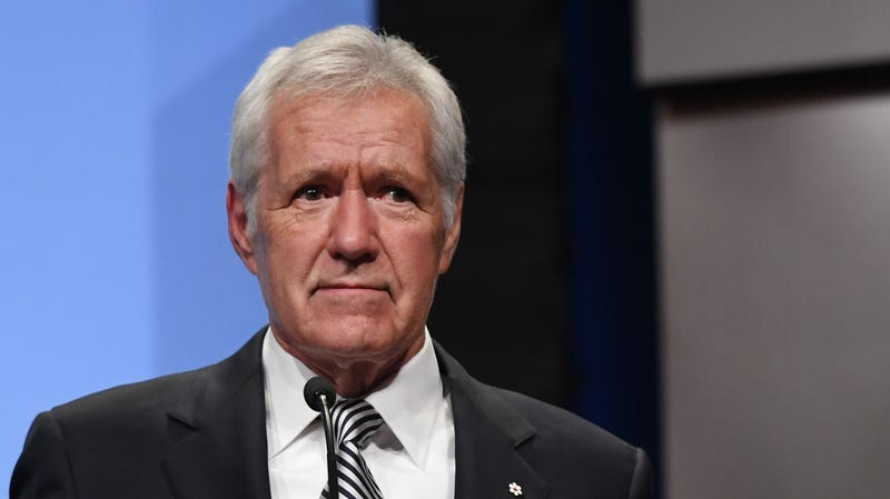 Illustration for article titled Alex Trebek candidly discusses cancer struggles, but remains confident he'll return to Jeopardy!