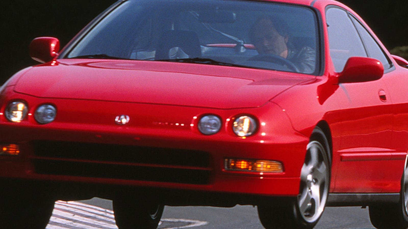 The Acura Integra Is Still One Of America's Top-Ten Most