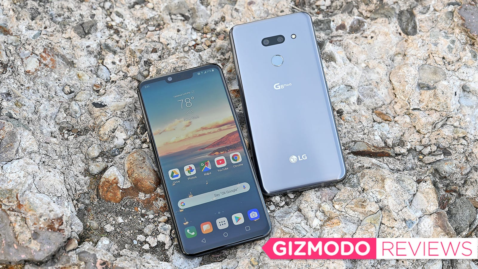 QnA VBage LG G8 Review: Sleek in the Streets, Wannabe Tech Wizard in the Deets